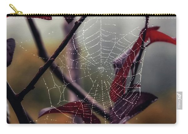 Cobweb Carry-all Pouch