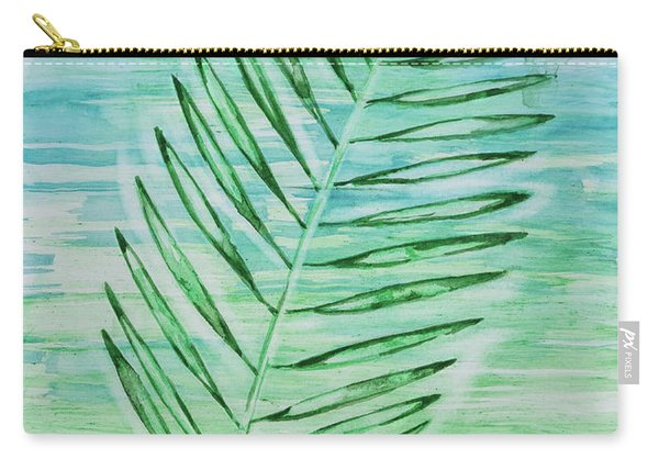 Coconut Leaf Carry-all Pouch