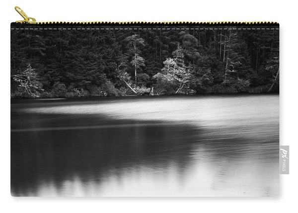 Carry-all Pouch featuring the photograph Coffenbury Lake by Whitney Goodey