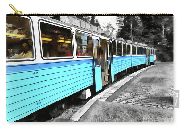 Cog Railway Carry-all Pouch