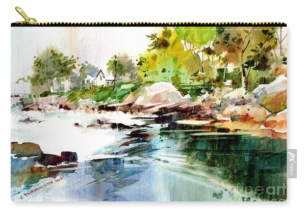 Cohasset Rapids Carry-all Pouch