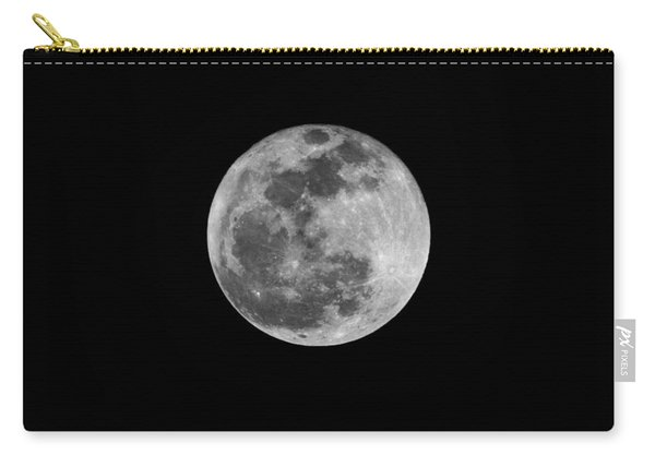 Full Cold Moon Carry-all Pouch