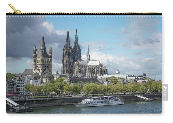 Cologne, Germany Carry-all Pouch