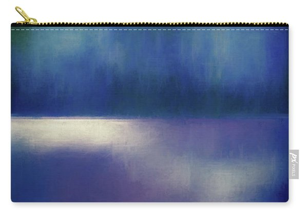 Color Of The Blues Carry-all Pouch