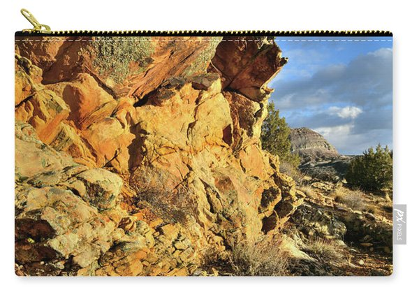 Colorful Crags In Colorado National Monument Carry-all Pouch
