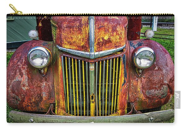 Colorful Ford Carry-all Pouch