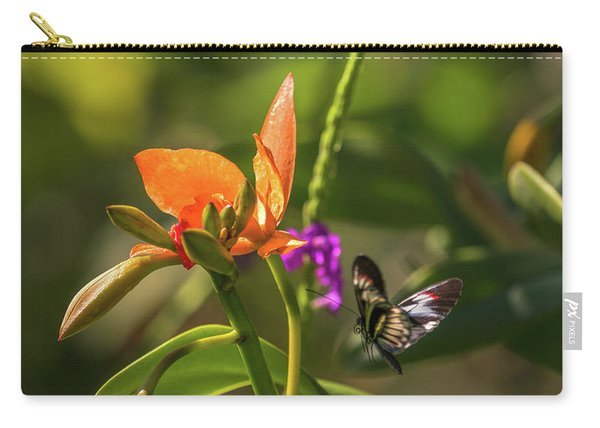 Colorful Moment Carry-all Pouch