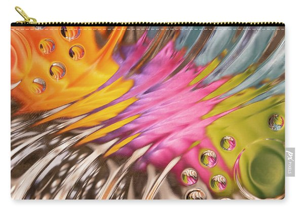Colors In Vitro 2 Carry-all Pouch