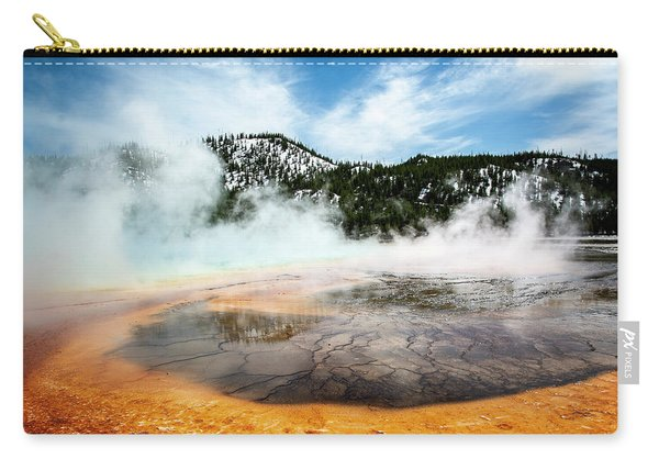 Colors Of Yellowstone Carry-all Pouch