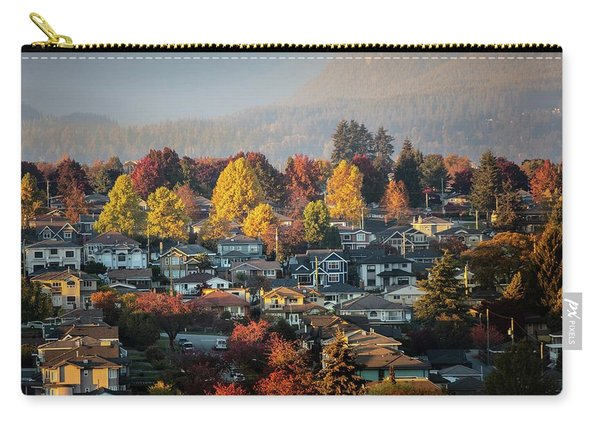 Colours Of Autumn Carry-all Pouch