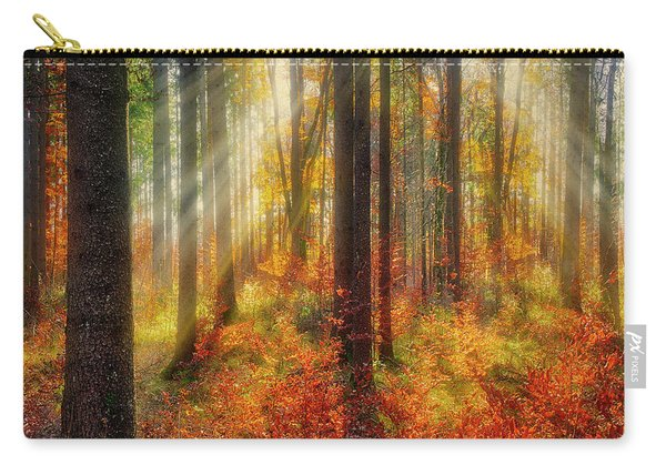 Colours Of Nature 02 Carry-all Pouch