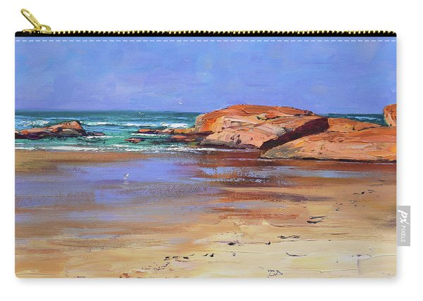 Colours Of South West Rocks Australia Carry-all Pouch
