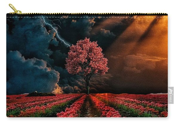 Colours Of The Sky Carry-all Pouch
