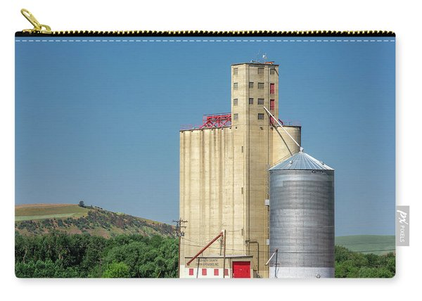 Columbia County Elevator Carry-all Pouch