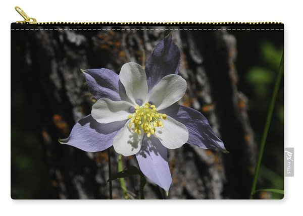Columbine Carry-all Pouch