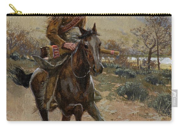 Comanche, 1903 Carry-all Pouch
