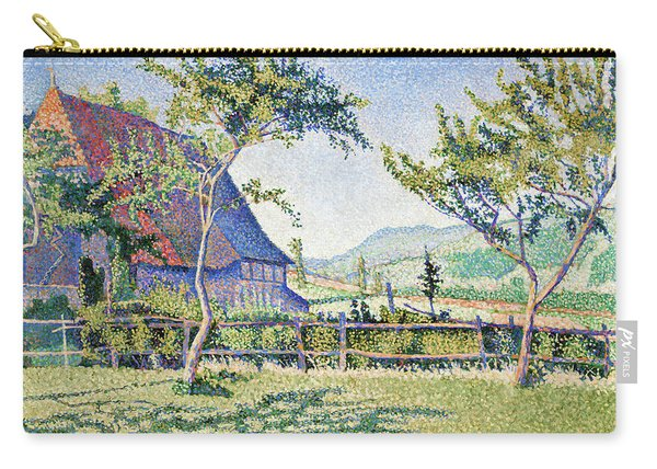 Comblat-le-chateau, The Meadow - Digital Remastered Edition Carry-all Pouch