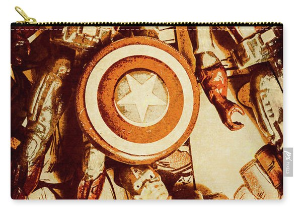 Comic Collector Inc. Carry-all Pouch