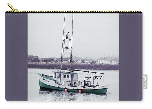 Fishing Boat Coming Home Carry-all Pouch