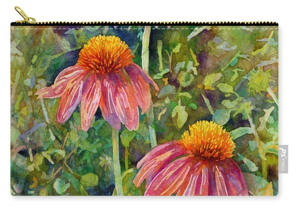 Coneflower Trio Carry-all Pouch