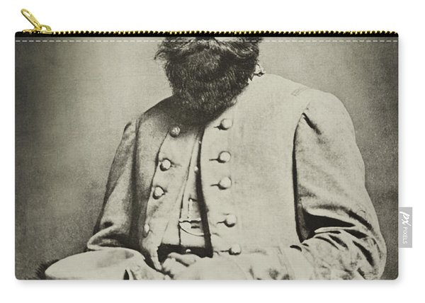 Confederate Jeb Stuart Carry-all Pouch