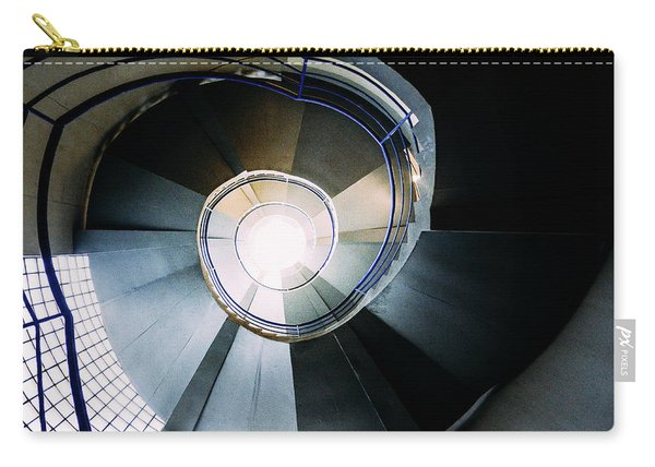 Convoluted Staircase  Carry-all Pouch