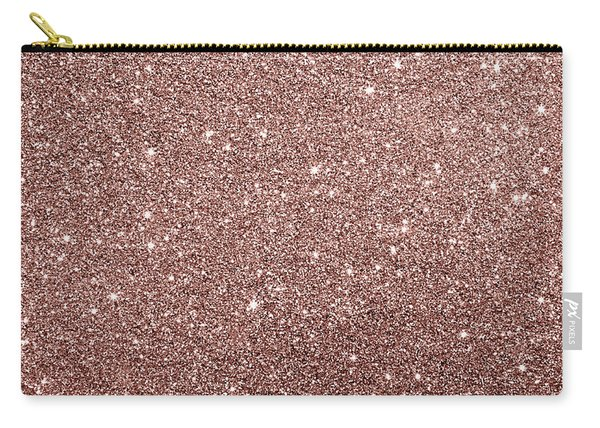 Cooper Glitter Carry-all Pouch