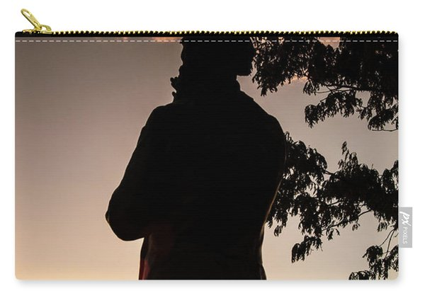 Corby At Sunset Carry-all Pouch