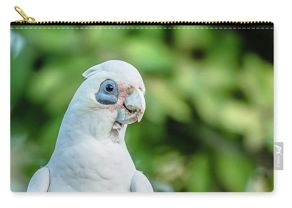 Corellas Outside During The Afternoon. Carry-all Pouch