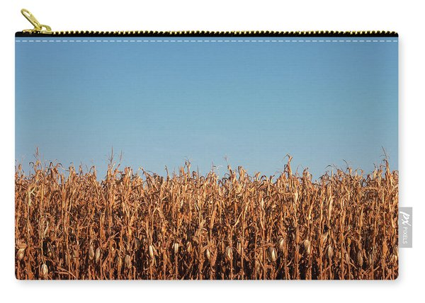 Corn And Sky Carry-all Pouch