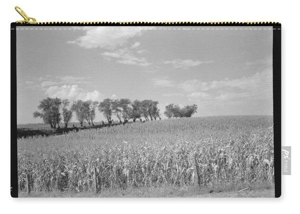 Cornfield. Grundy County, Iowa, 1939. Photo By Arthur Rothstein Carry-all Pouch