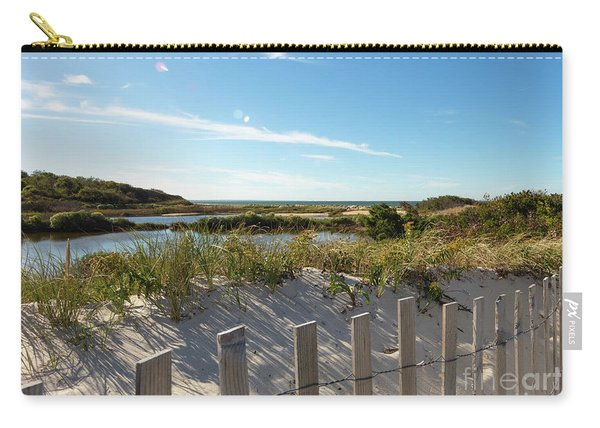 Corporation Beach Cape Cod Carry-all Pouch
