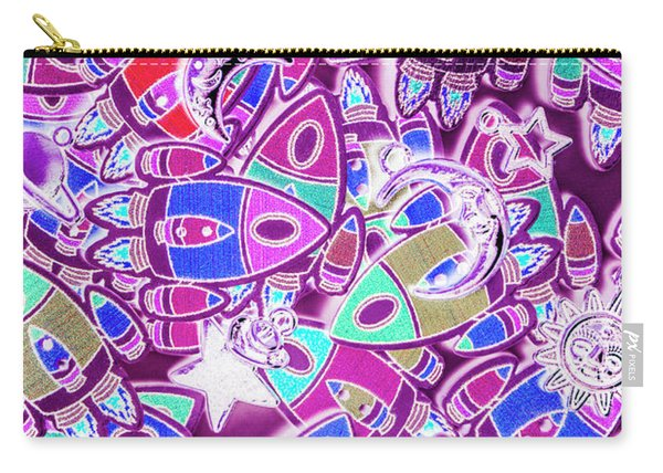 Cosmic Creativity Carry-all Pouch