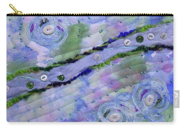 Cosmic Stream Carry-all Pouch