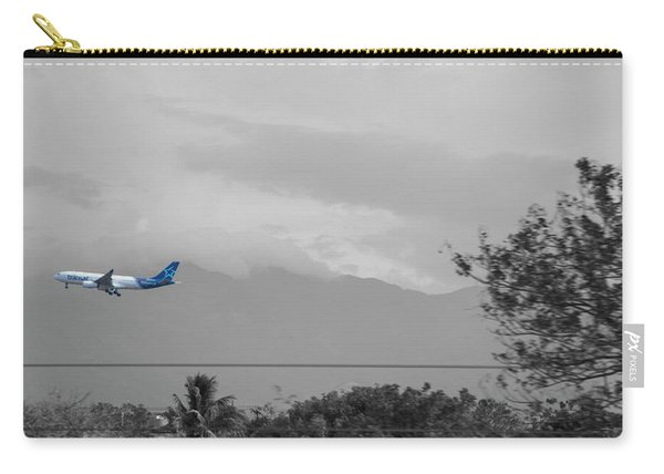 Costa Rica Airport Airplane Carry-all Pouch