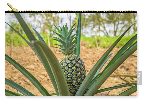 Costa Rica Naturally Growing Pineapple Carry-all Pouch