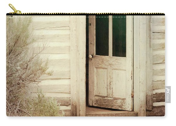 Cottage Door Open Carry-all Pouch