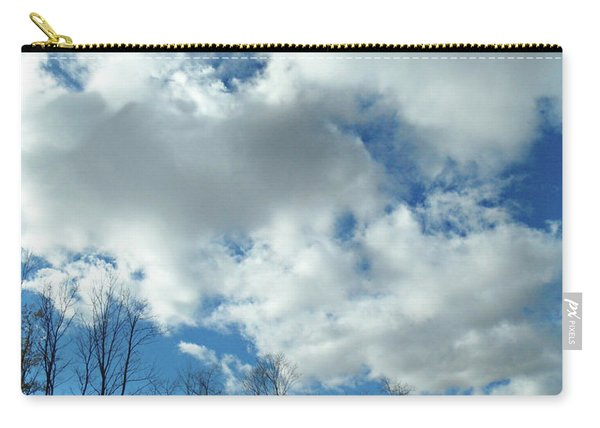 Country Autumn Curves 10 Carry-all Pouch