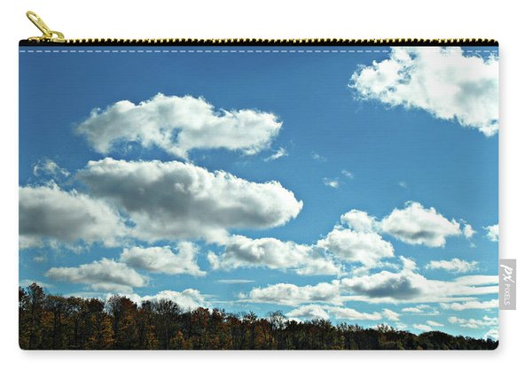 Country Autumn Curves 12 Carry-all Pouch