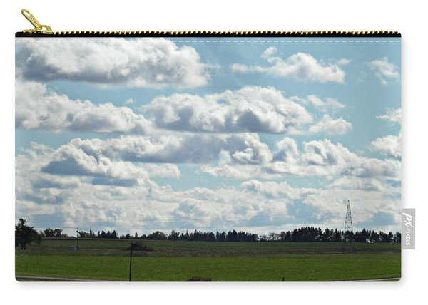 Country Autumn Curves 4 Carry-all Pouch