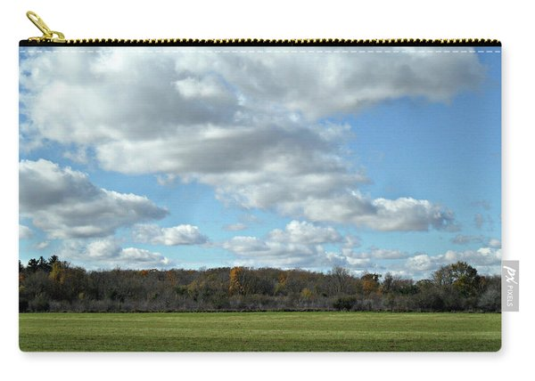 Country Autumn Curves 6 Carry-all Pouch