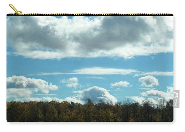 Country Autumn Curves 8 Carry-all Pouch