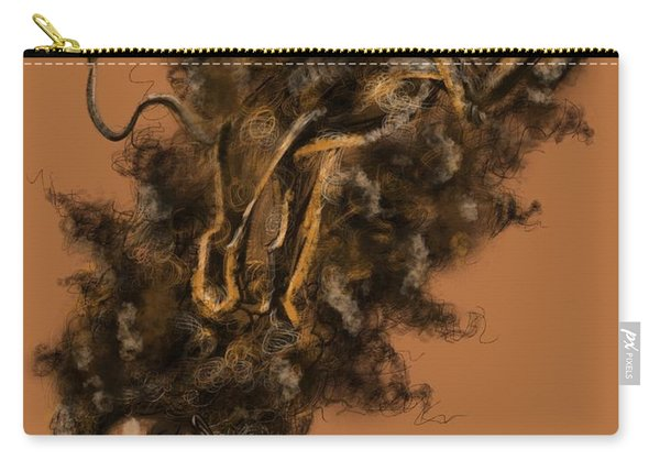 Courageous Me Carry-all Pouch