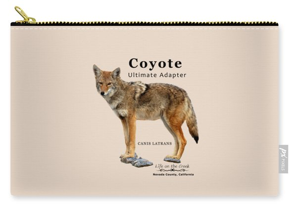 Coyote Ultimate Adaptor Carry-all Pouch