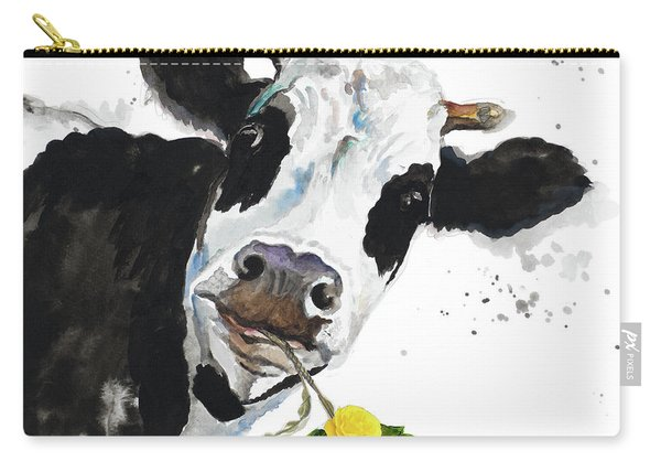 Crazy Cow Carry-all Pouch