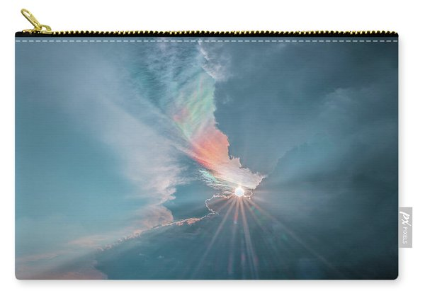 Crazy Luminescence Carry-all Pouch
