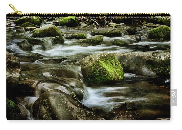Creek Cades Cove Carry-all Pouch