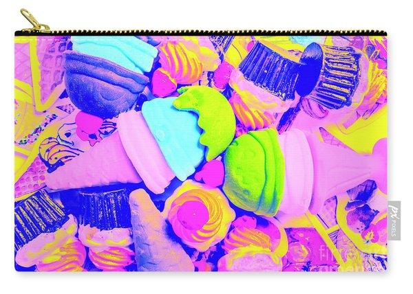 Creme De La Ice-cream Carry-all Pouch