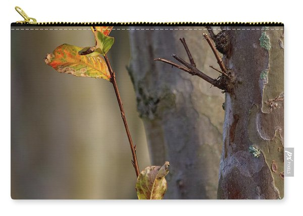 Crepe Myrtle II Carry-all Pouch