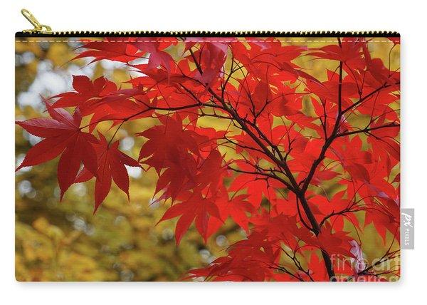 Crimson Queen Carry-all Pouch